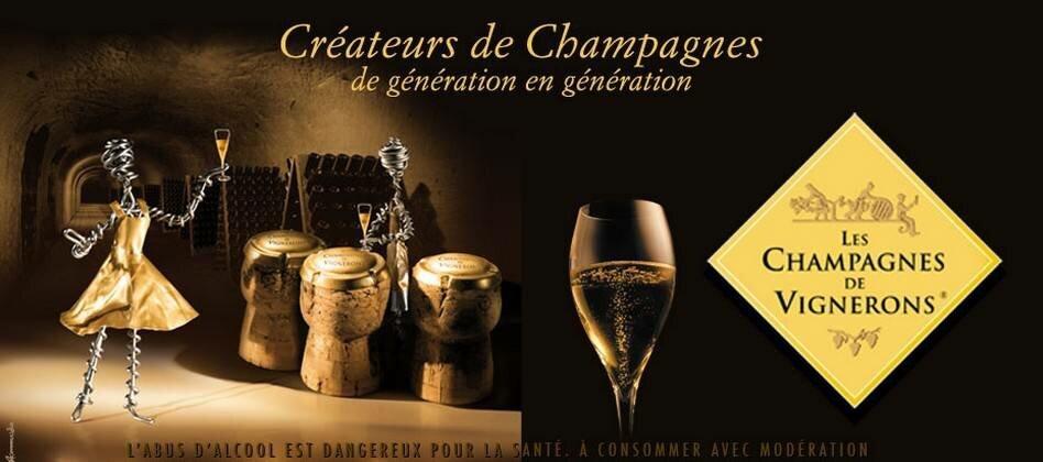 À quelle température le champagne gèle