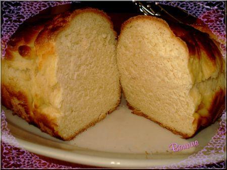 Brioche légère au yaourt et écorces d'oranges confites (6)