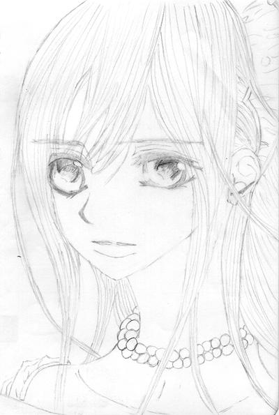 comment dessiner yuki