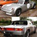 PORSCHE - 914 Racing Gr 4 - 1970