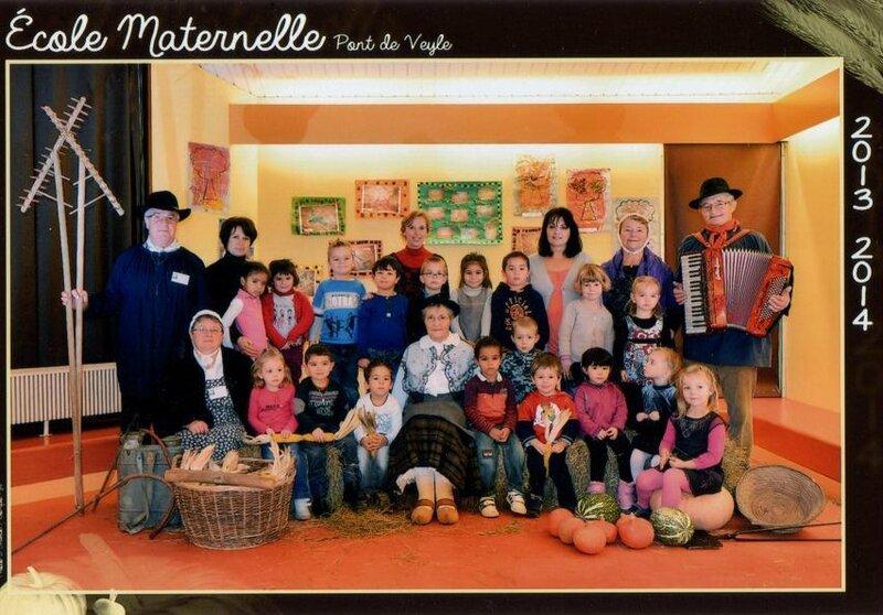 Ecole maternelle Pont de Veyle