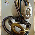 Bracelets Cuir Suite II