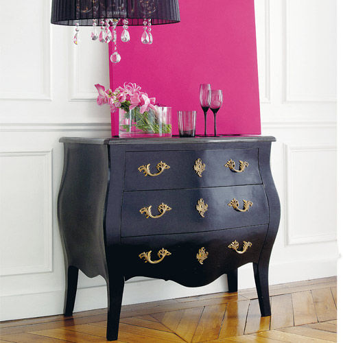Commode baroque une very stylish fille by changer de d co - Commode baroque maison du monde ...