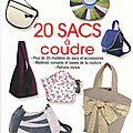 20 sacs à coudre
