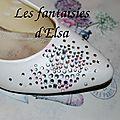 Customisation de mes chaussures