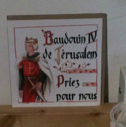 Baudouin IV de Jérusalem