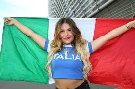 supportrice italie