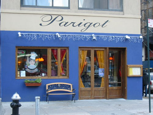 Restaurant Parigot