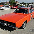 Dodge charger ''general lee'' hardtop coupe-1969