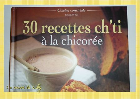 Brioche  la chicore et aux spculoos-livre