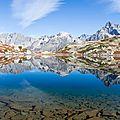 009 Les Ecrins ; Lacs de Pétarel ; L'Olan