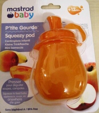 P'tite gourde Mastrad Baby ©Kid Friendly
