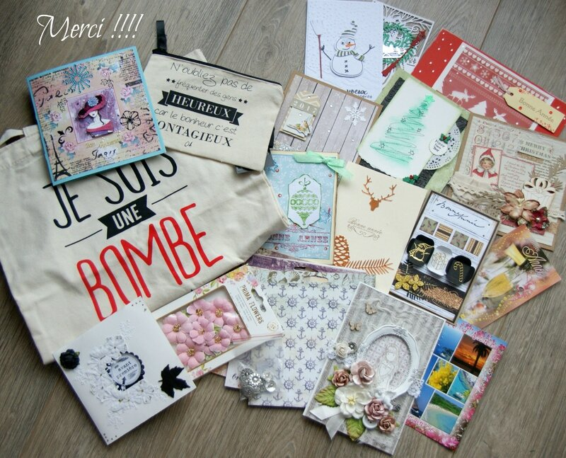 cartes voeux et anniv 2017