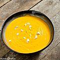 Soupe butternut coco au vitamix