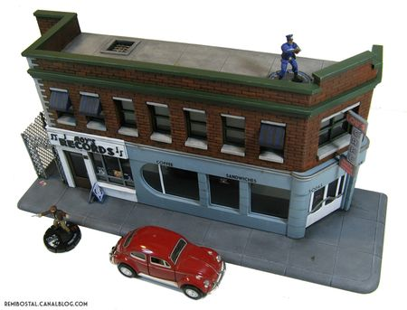 Lou's cafe roy's records back to the future bttf scenery heroclix remi bostal (4)