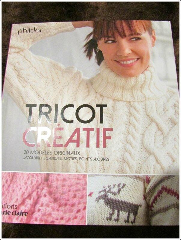 Lilou pour L-Livres tricot