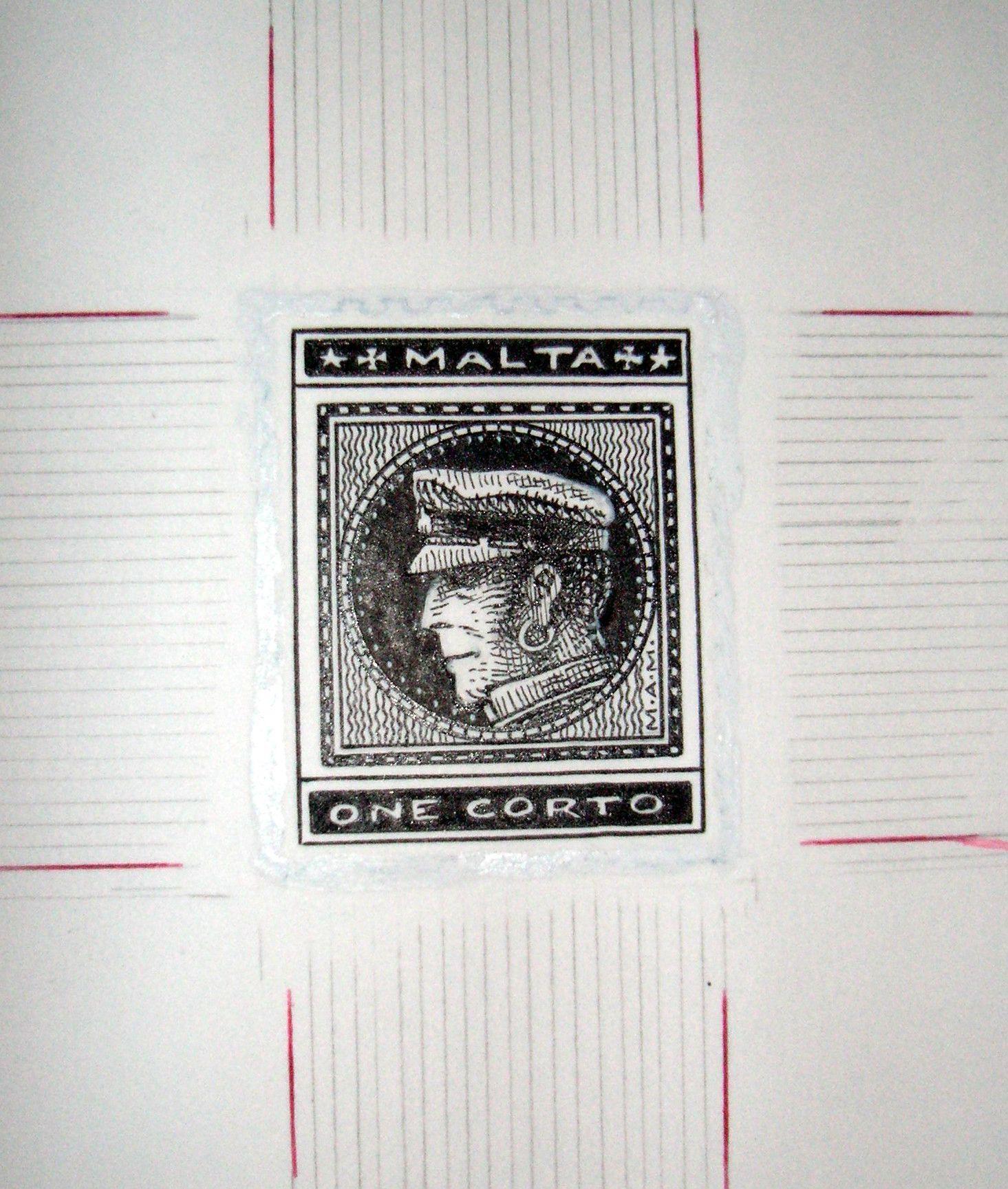 Marc-Antoine Mathieu (encre de chine et crayon sur papier, original)