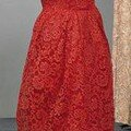 BALENCIAGA, haute couture, n 69607, circa 1958 - Robe de cocktai