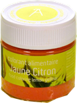 COLORANT JAUNE CITRON