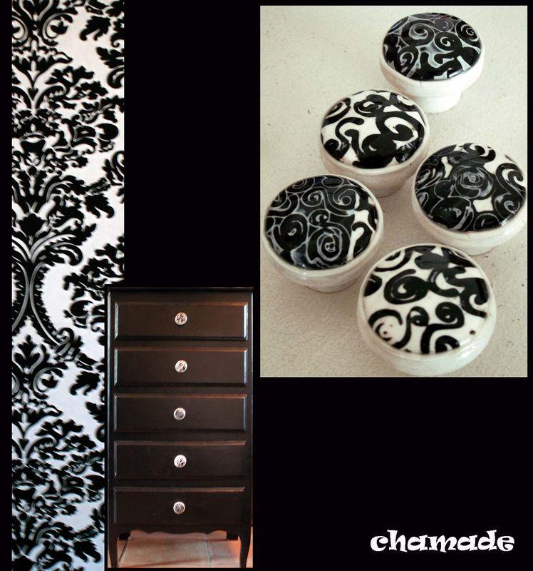 bouton de commode. Black Bedroom Furniture Sets. Home Design Ideas
