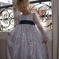 Robe de princesse