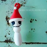 jack skellington snowman ornament copy