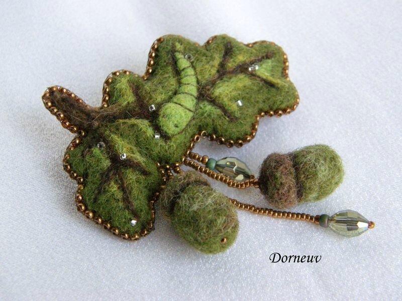 Chêne et chenille (9)