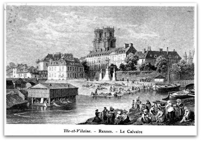 Rennes vue z