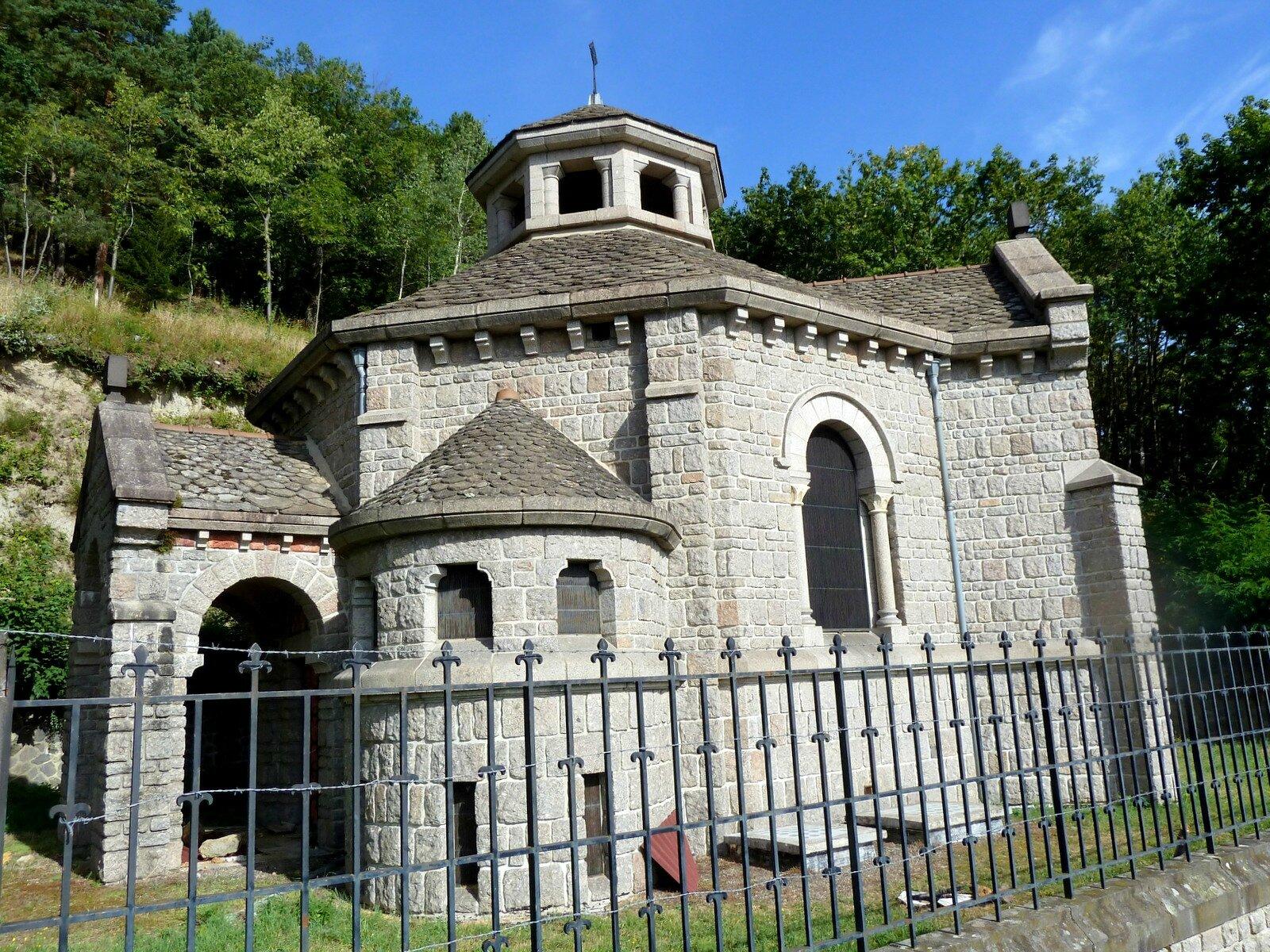 chapelle de l'Hermitage à Chamalières