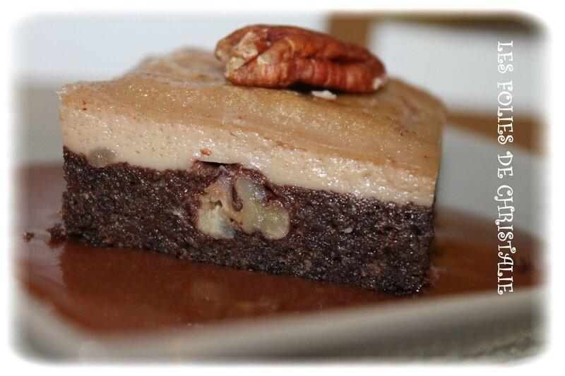 Gâteau magique brownie 1