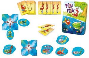 Boutique jeux de société - Pontivy - morbihan - ludis factory - fish fish