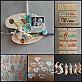 Embellissements Scrap