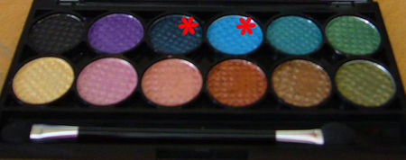 Make_up_n_19_palette
