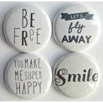 4-badges-beautiful-be-free