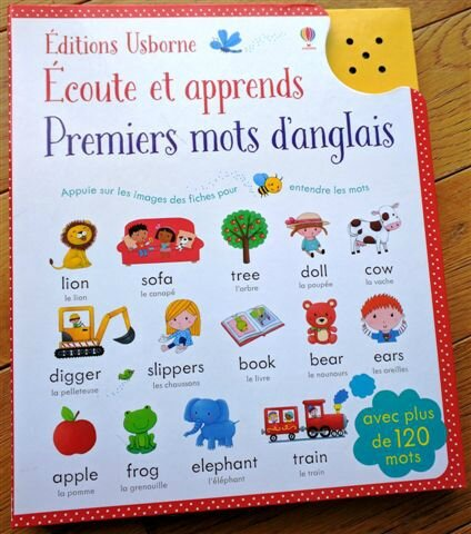 Premiers mots d'anglais ©Kid Friendly
