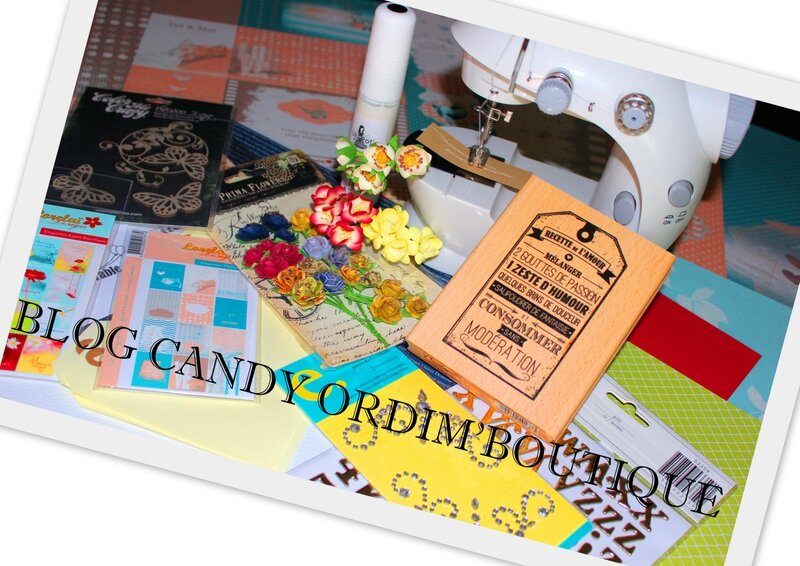 blog candy anniversaire ordim'boutique