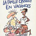 La famille oboulot en vacances - reiser (1978, 1989)
