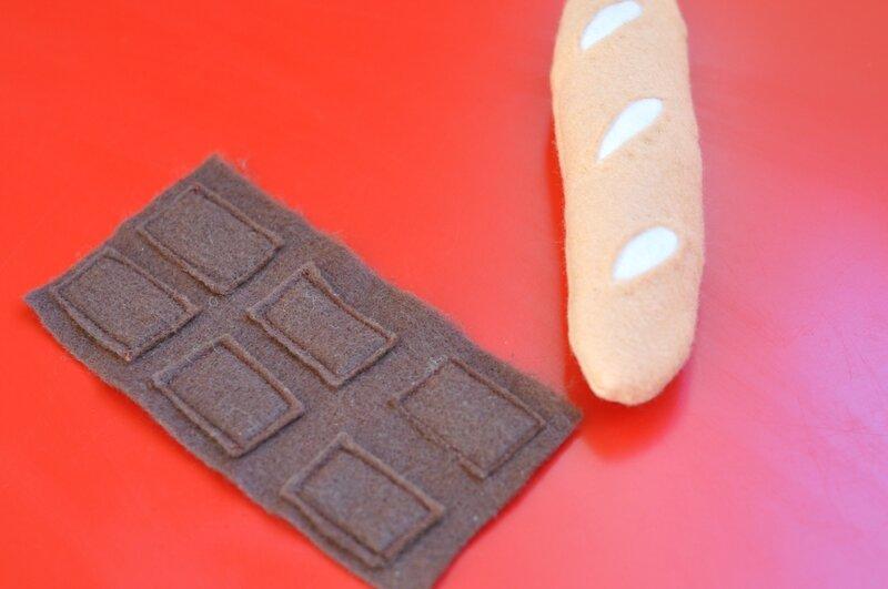 Pain et chocolat