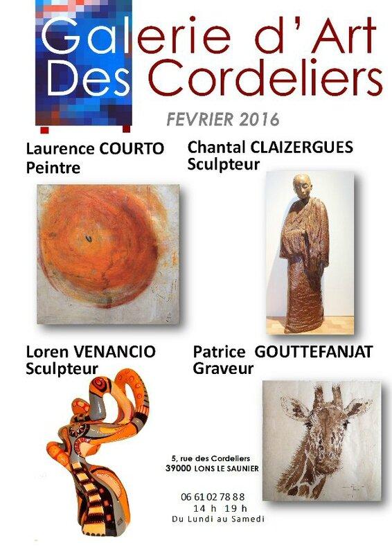 Galerie d'Art des Cordeliers Lons le Saunier