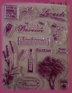 tampons provence