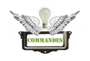 commandes