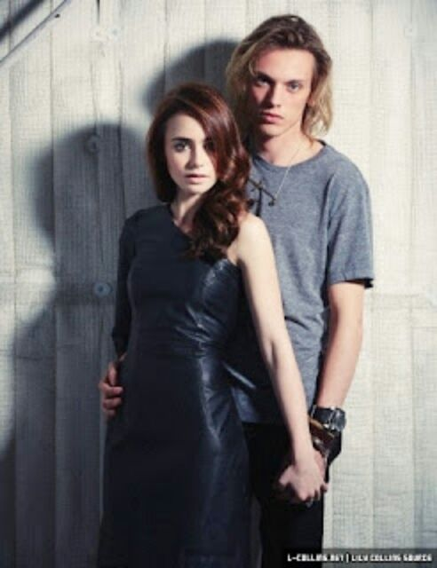 lily collins and jamie campbell bower interview about relationship
