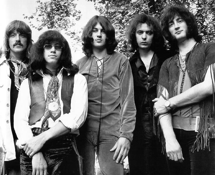 LES CLASSIQUES ET INCONTOURNABLES DU ROCK ----> HIGHWAY STAR par Deep Purple - 1972