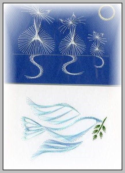 Cartes piquées - Maryse78