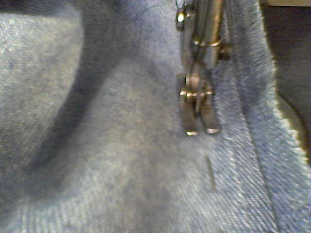 réduire largeur pantalon