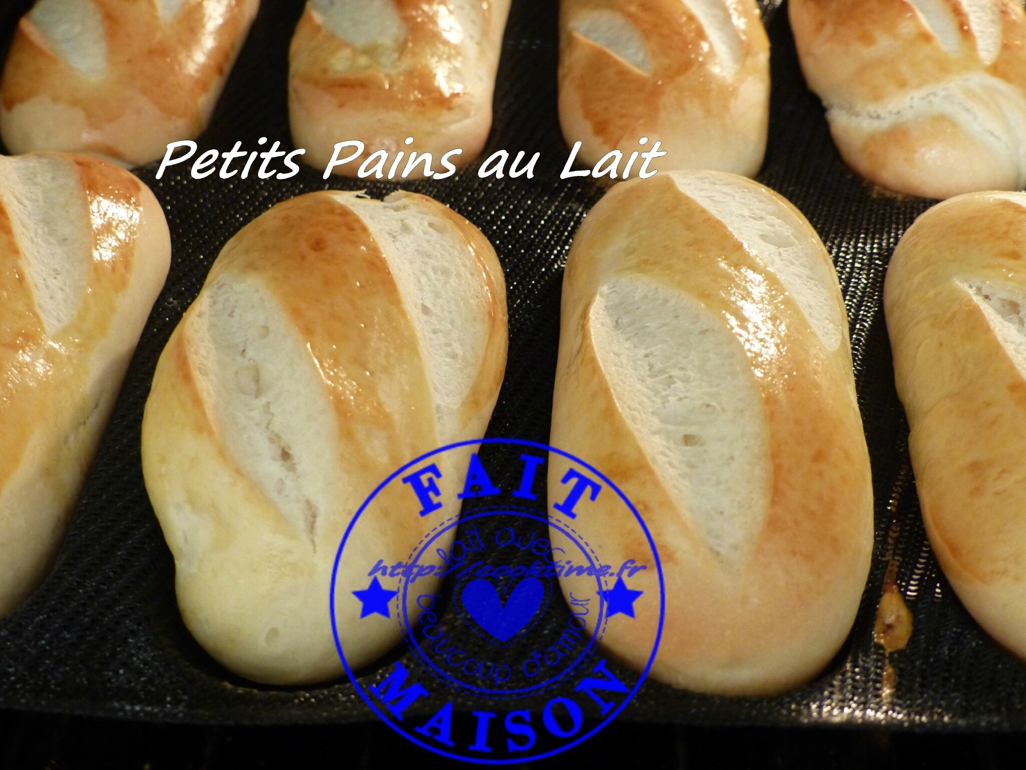 Petits Pains Au Lait Au Thermomix Cook Time