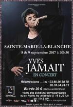 Yves Jamait _ affiche 2