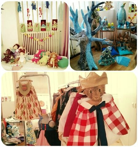 Shopping Presse Kids Party ©Kid Friendly