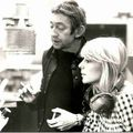 Serge gainsbourg et france gall