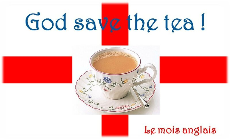 God save the tea